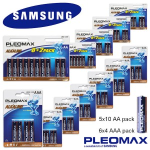 samsung pleomax batterien
