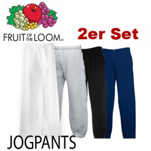 fruit of the loom jogginghose