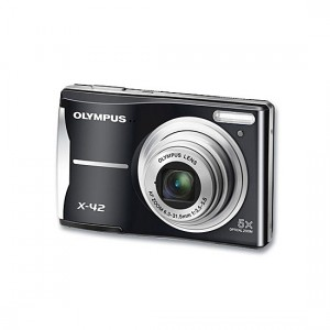 Olympus DigiCam Black