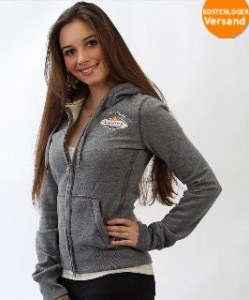 original hollister hoodie sweatjacke f r damen nur 33 33. Black Bedroom Furniture Sets. Home Design Ideas