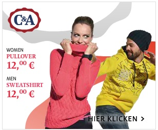 Crazy Prices bei C&A